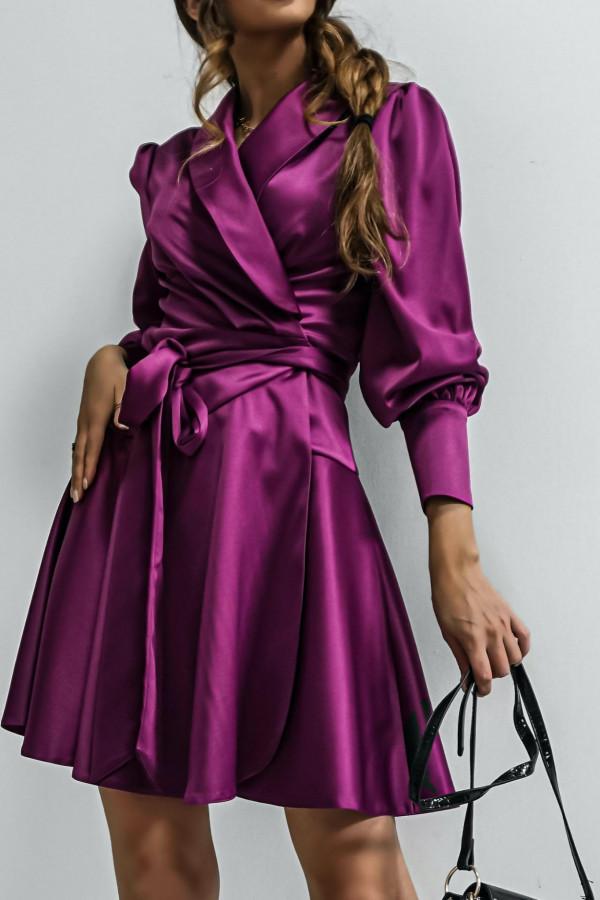 Sukienka CAROLINE PLUM 1