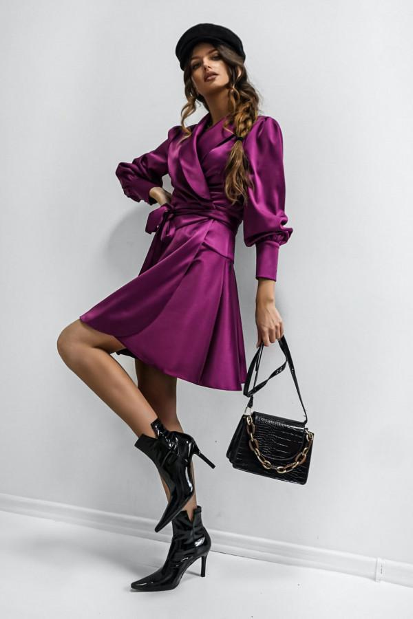 Sukienka CAROLINE PLUM 3