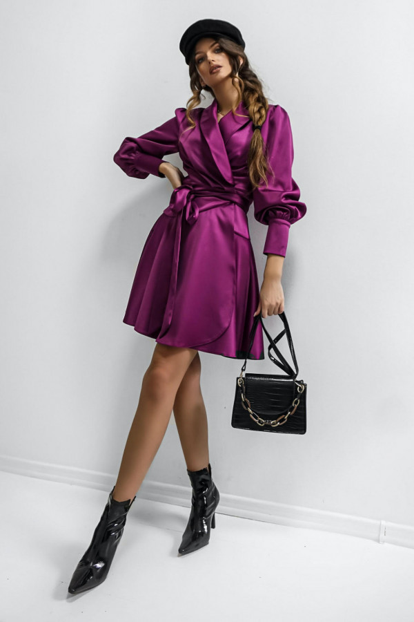 Sukienka CAROLINE PLUM 2