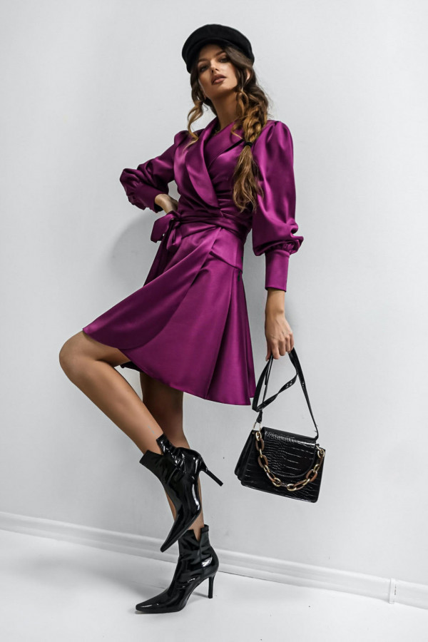 Sukienka CAROLINE PLUM