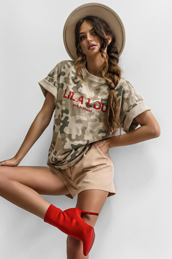 T-shirt MORO BASIC LOGO