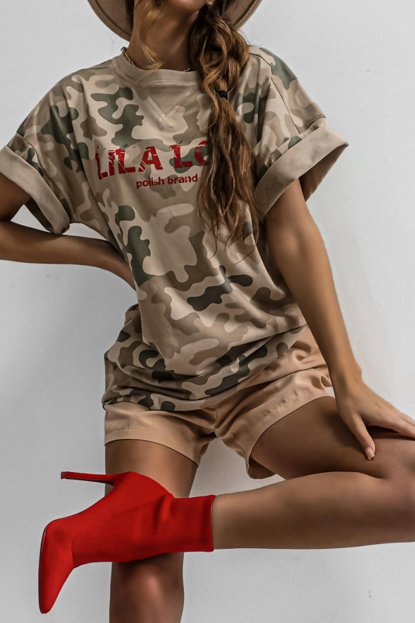 T-shirt MORO BASIC LOGO 3