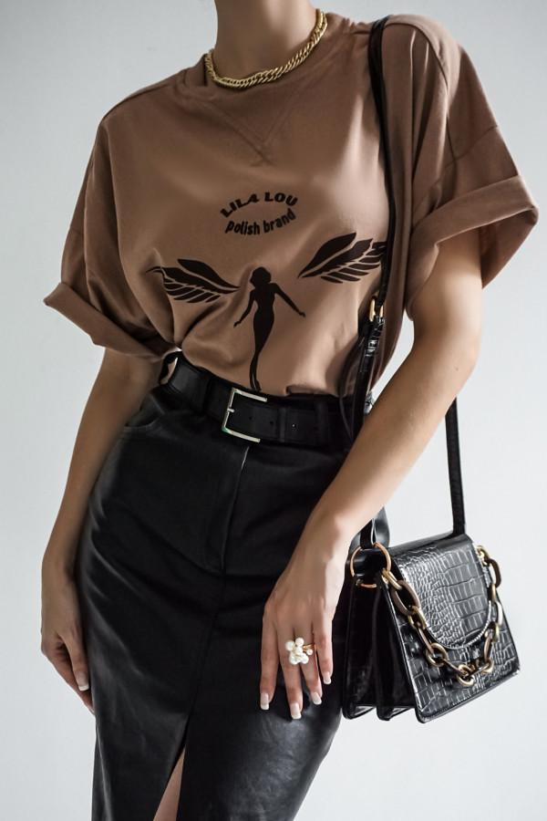 T-shirt ANGEL BROWN